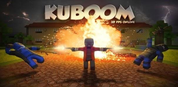 تحميل KUBOOM 3D مهكرة للاندرويد