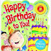 Review - Happy Birthday to You Board Book