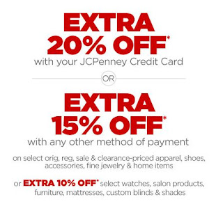 jcpenney coupons 2018