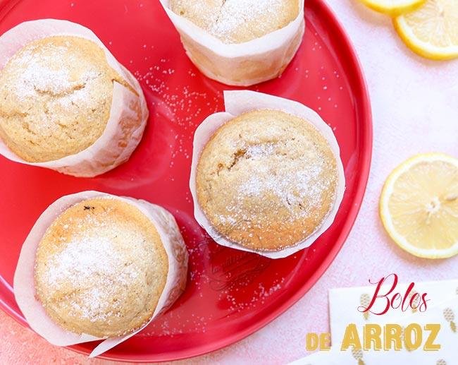 muffins au citrons