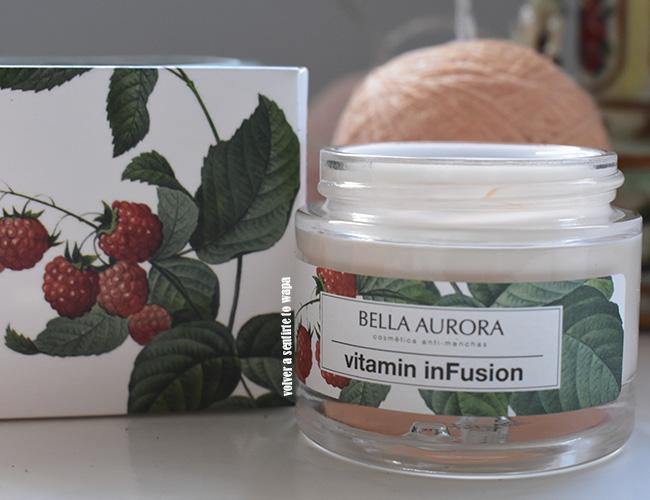 Vitamin inFusion de Bella Aurora - Tratamiento anti-edad
