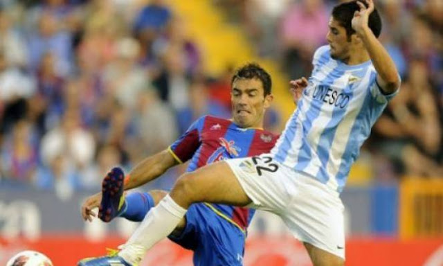 Update: Liga Malaga vs Levante: Laga Adu Gengsi Kedua Tim Untuk Anda