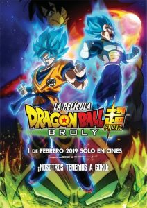 Dragon Ball Super – Broly (2018) Online latino hd