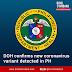 DOH confirms new coronavirus variant detected in PH