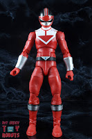 Power Rangers Lightning Collection Time Force Red Ranger 03