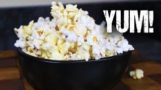 Як приготувати попкорн в мікрохвильовці?