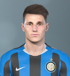 New faces updates for Pro Evolution Soccer  Update, PES 2019 Faces Andrea Pinamonti by Sofyan Andri