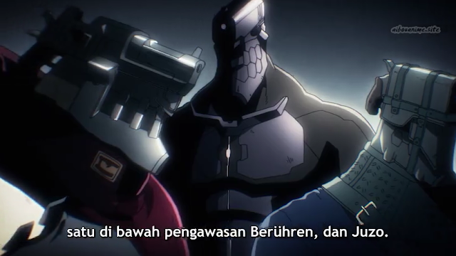 No Guns Life S2 Episode 07 Subtitle Indonesia
