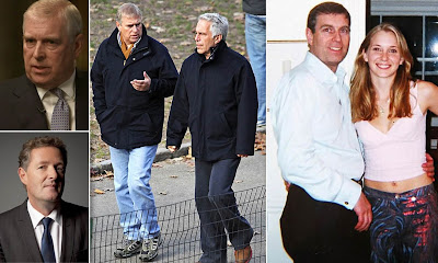 imafe result for pizza express prince andrew bbc interview about jeffrey epstein