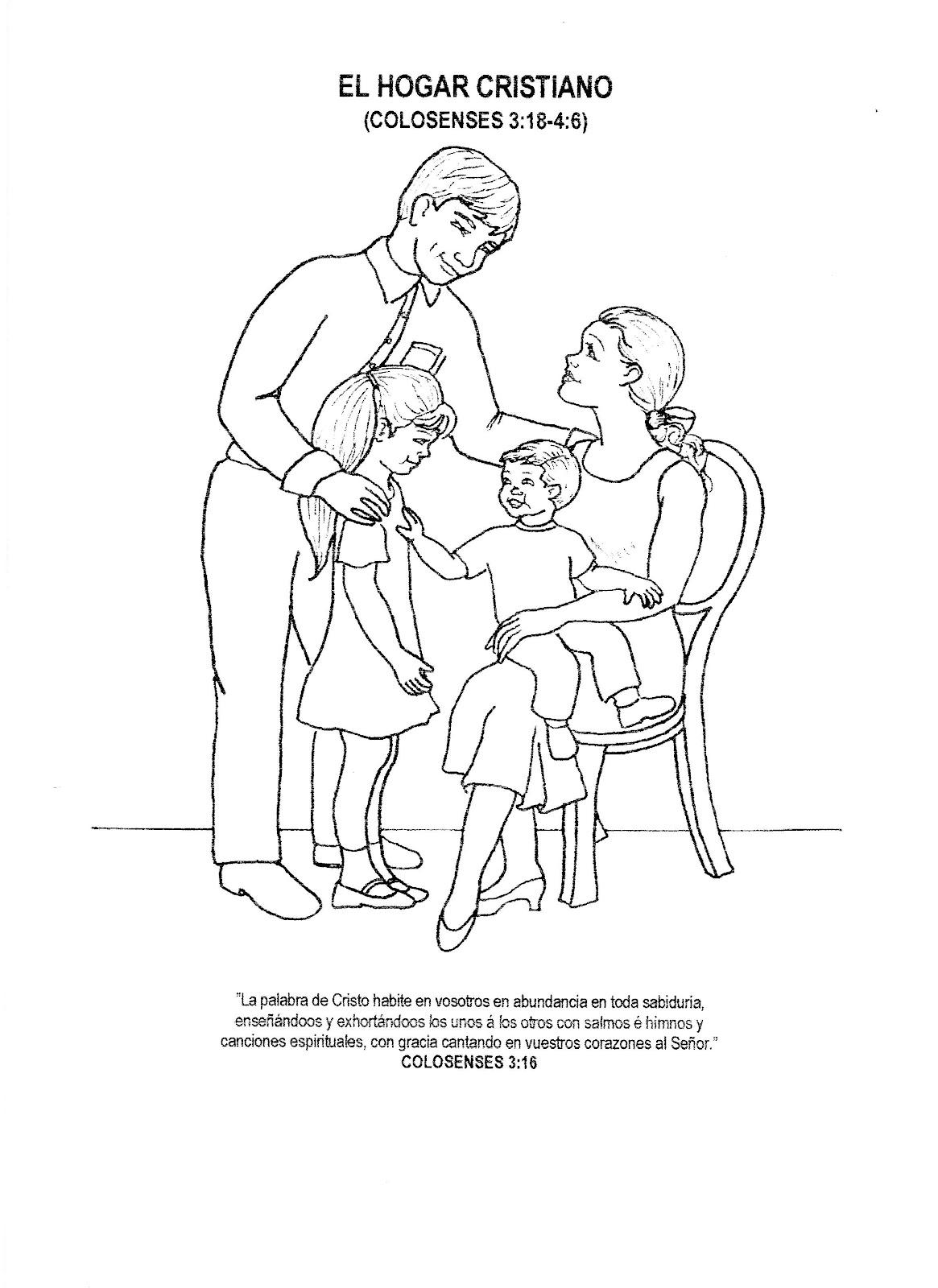 Dibujos Para Colorear Cristianos Sobre La Oracion Imagui