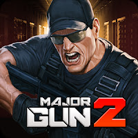 Major Gun : war on terror APK MOD Unlimited Money + Ammo