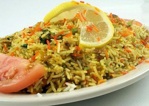Selera Resep Enak Masakan Ala India Vegetable Biryani Yang Istimewa