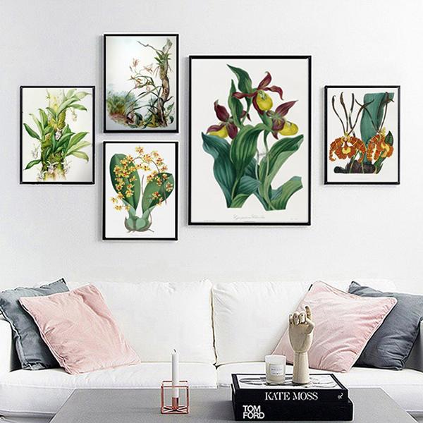 cách chọn tranh trang trí Canvas