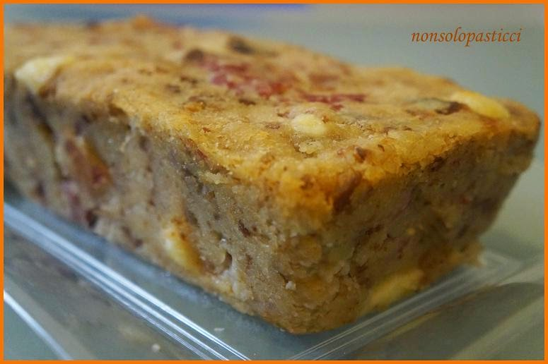Non Solo Pasticci Plumcake Salato Di Pane Raffermo