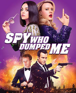فيلم The Spy Who Dumped Me 2018 مترجم