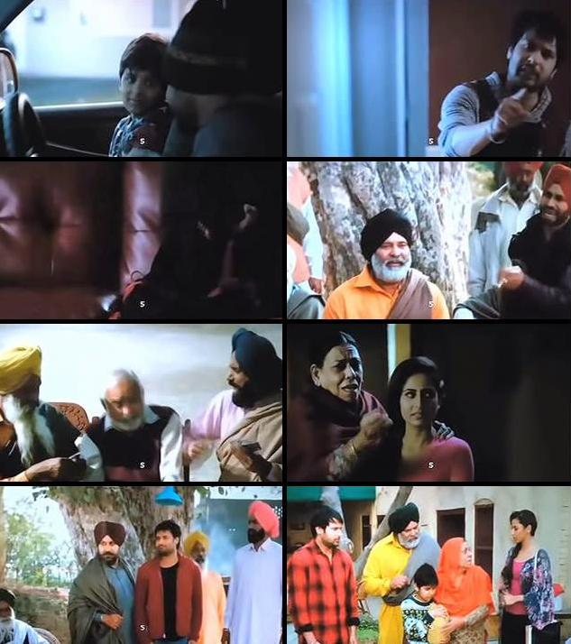 Love Punjab 2016 Punjabi pDVDRip XviD