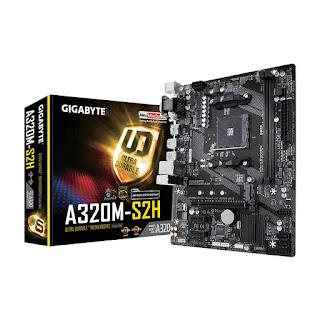GIGABYTE AMD A320