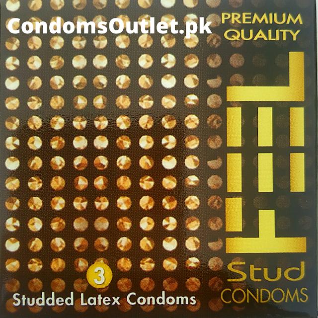 Buy Feel Stud Condoms Online in Pakistan