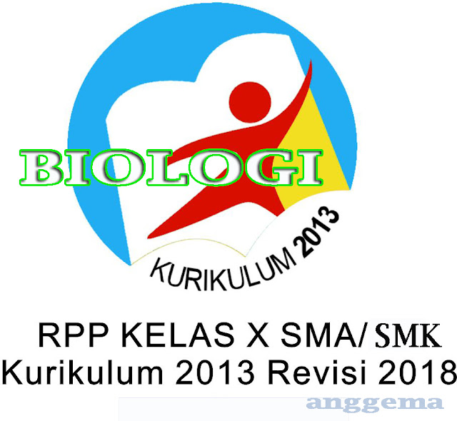 RPP Kurikulum 2013 Biologi  Kelas 11 SMA/SMK Revisi 2018