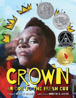 The cover of CROWN: AN ODE TO THE FRESH CUT