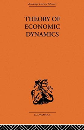 Livro: Theory of economic dynamics / Autor: Michal Kalecki