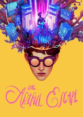 Capa do The Artful Escape