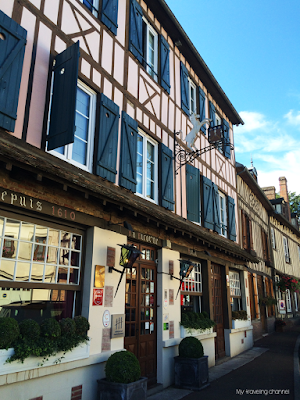 Maison Normande à Lyons la Fôret