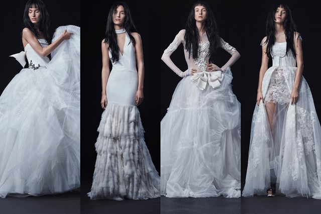 Vera Wang Wedding Dresses 2017