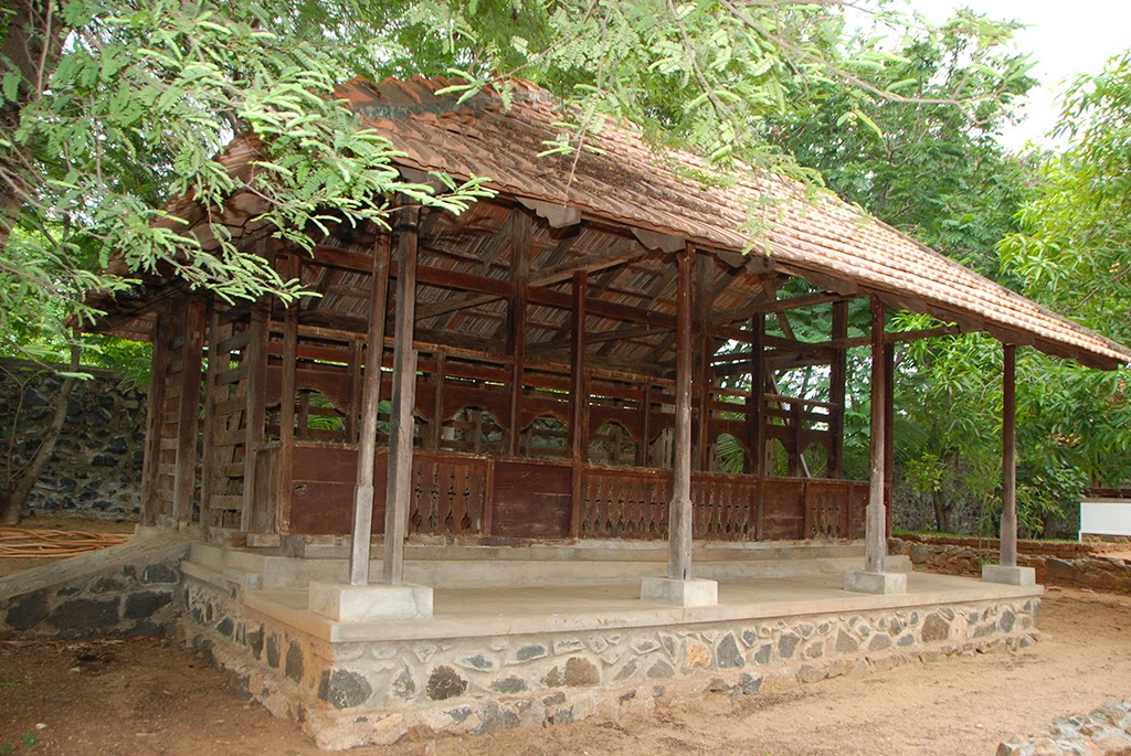 DakshinaChitra A Glimpse Of Traditional Homes From South