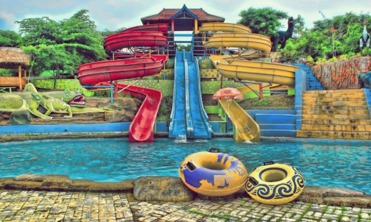 Jembar Waterpark, Destinasi Wisata Air Favorit di Majalengka