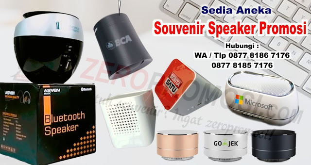 Souvenir Speaker Promosi, Bluetooth Speaker, promotional speakers, Barang Promosi Speaker/MP3 Player, Speaker Bluetooth promosi