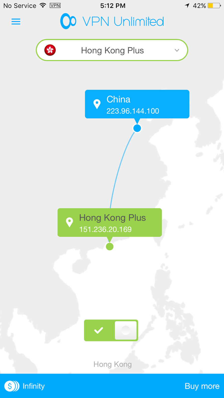 Using a VPN service while working in China - Microsoft