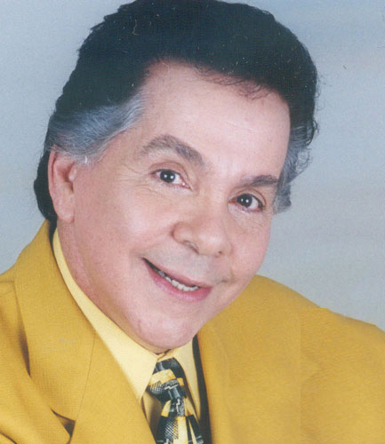 Er Conde y César Gonzalez en Sábado Sensacional de los años 80
