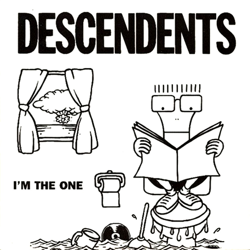 Me, please descendents everything suck apologise