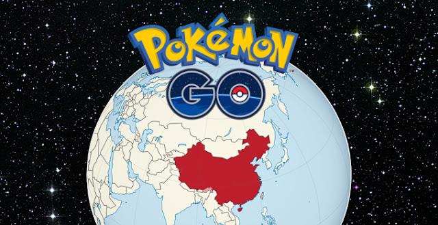 Game Pokemon Go dilarang beredar di negara Cina, apakah negara Indonesia juga akan dilarang?