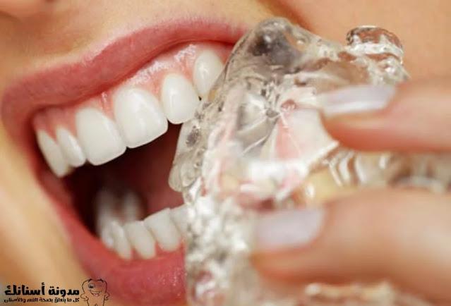 كيف يمكننا تجنب حساسية الأسنان.