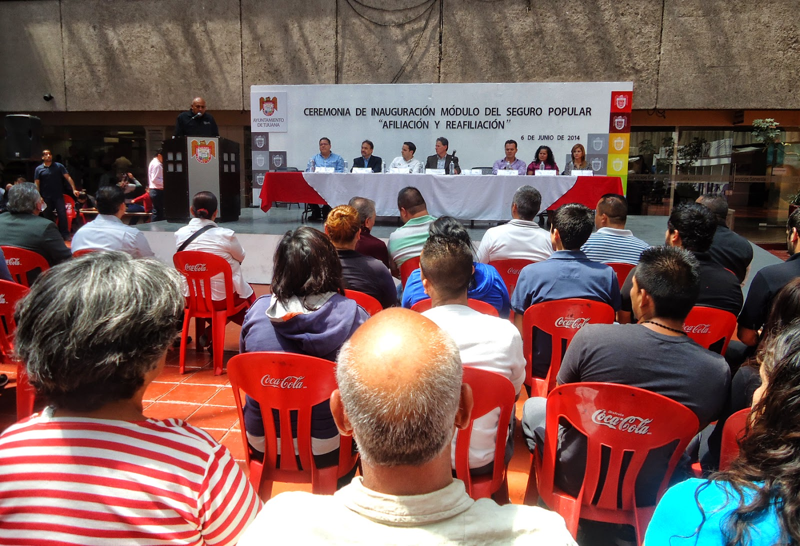 Instala Ayuntamiento De Tijuana Módulo De Atención Del