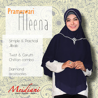 Jilbab Panjang PRAMESWARI ALEENA
