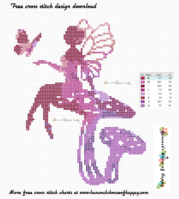 Myth and Magic Week! Free Fairy Cross Stitch Pattern, Fairy cross stitch pattern, free fairy cross stitch pattern, cross stitch fairy, fairy cross stitch, toadstool cross stitch pattern free, fairy silohuette cross stitch, mythical creature cross stitch pattern, happy modern cross stitch pattern, cross stitch funny, subversive cross stitch, cross stitch home, cross stitch design, diy cross stitch, adult cross stitch, cross stitch patterns, cross stitch funny subversive, modern cross stitch, cross stitch art, inappropriate cross stitch, modern cross stitch, cross stitch, free cross stitch, free cross stitch design, free cross stitch designs to download, free cross stitch patterns to download, downloadable free cross stitch patterns, darmowy wzór haftu krzyżykowego, フリークロスステッチパターン, grátis padrão de ponto cruz, gratuito design de ponto de cruz, motif de point de croix gratuit, gratis kruissteek patroon, gratis borduurpatronen kruissteek downloaden, вышивка крестом