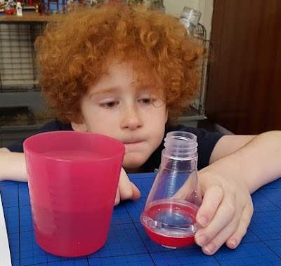 Project MC2 Doll Science Experiment lava lamp review