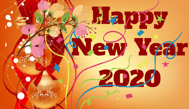 Happy New Year 2020, best Happy New Year quotes, message, images.