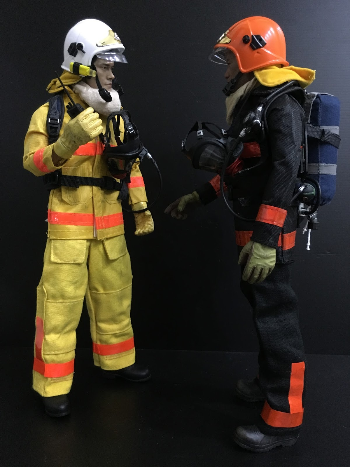 1/6 Gallery: Singapore Civil Defence Force (SCDF)