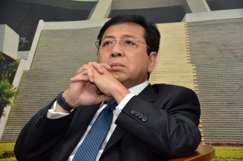 Setya Novanto Alami Vertigo Setelah Bermain Pingpong, Ini Kata Dokter DPR