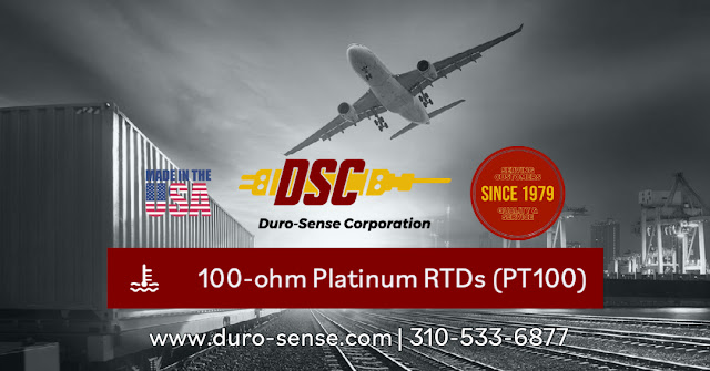 PT100 from Duro-Sense