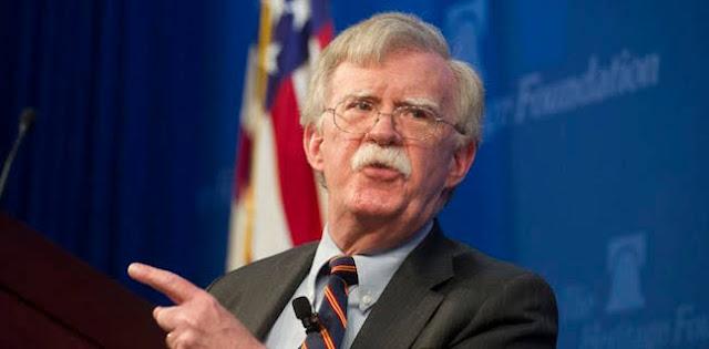 John Bolton: AS Siap Sanksi Perusahaan Yang Berbisnis Dengan Presiden Venezuela