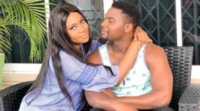 yvonne nelson and her husband