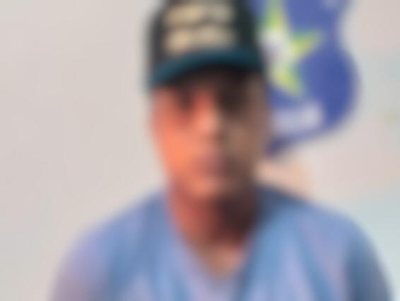 Homem é preso com crack, maconha e arma de fogo durante abordagem em Delmiro Gouveia
