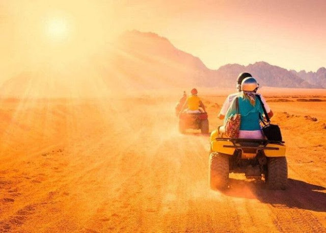 Why to travel to desert safari 3