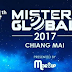 Mister Global 2017 To Be Held in Chiang Mai, Thailand