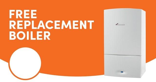 uk eco replace boiler free fix old boilers united kingdom homeowner support program